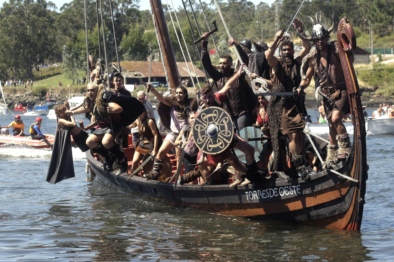 Romaría Vikinga de Catoira