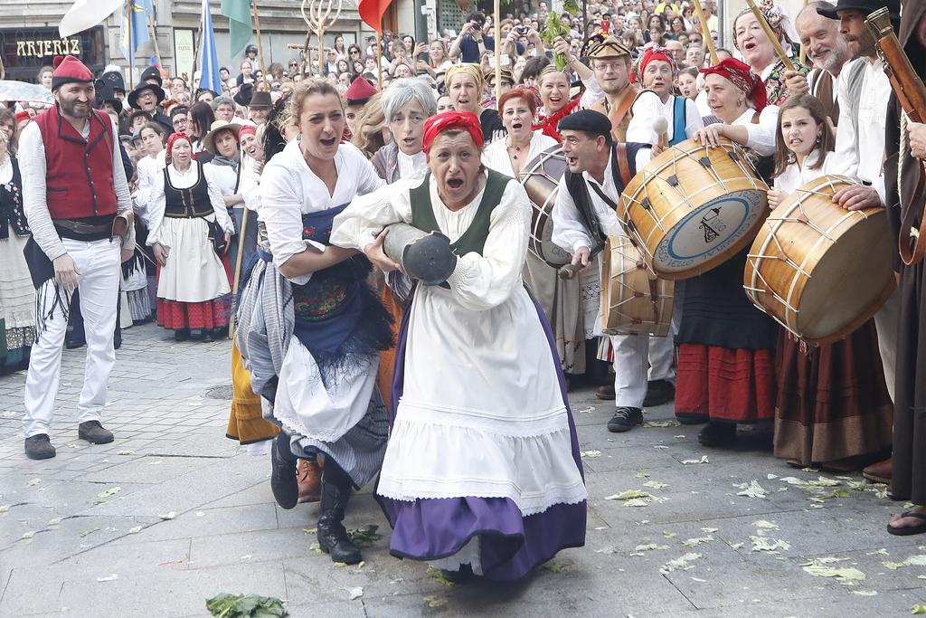 Fiesta de Bouzas