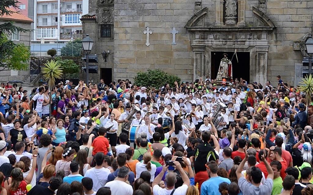 Fiesta de San Roque Vilagarcía