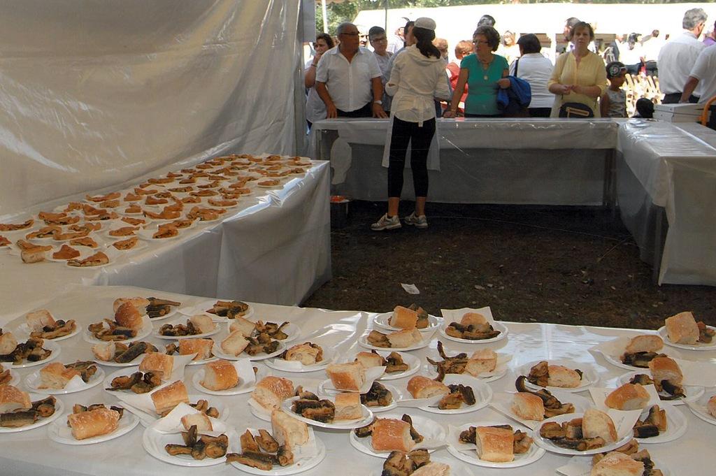 Fiesta de la Anguila y Muestra de Caña
