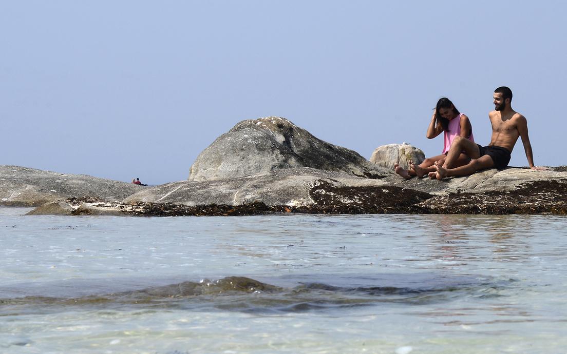 Playa Isla de Areoso
