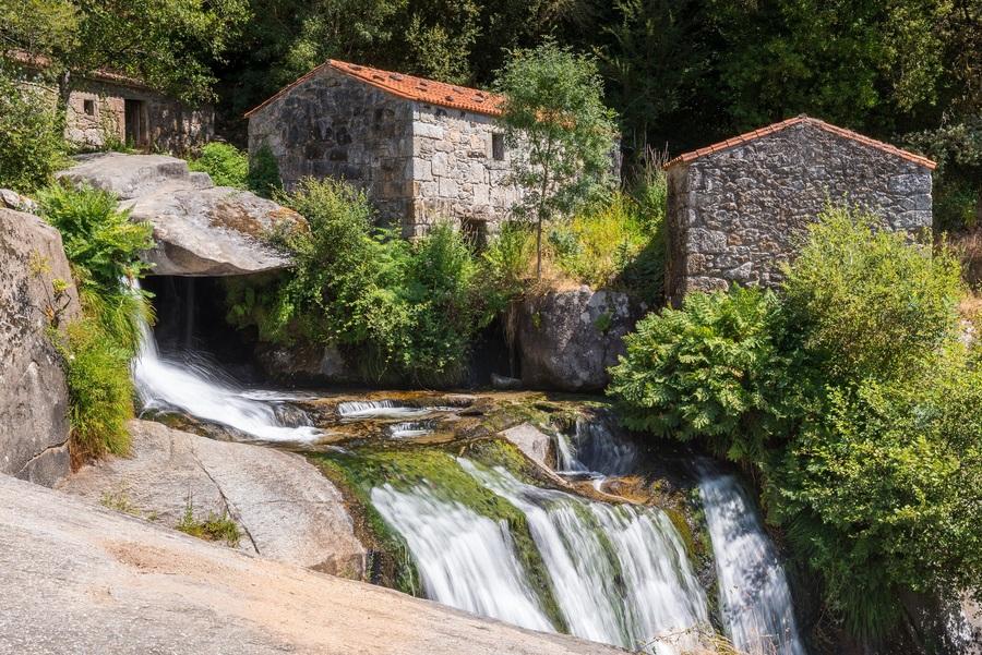 Fervenza Río Barosa