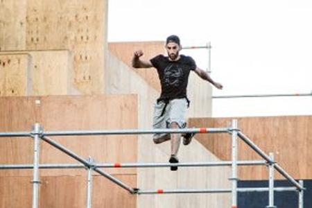 Vigo Street Stunts