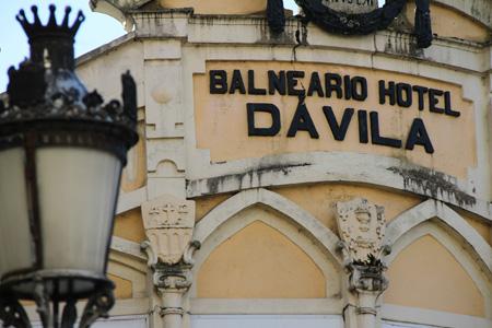Balneario Davila