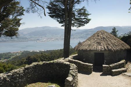 Yacimientos en Rías Baixas
