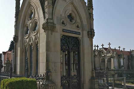 Cementerio de San Mauro, Pontevedra