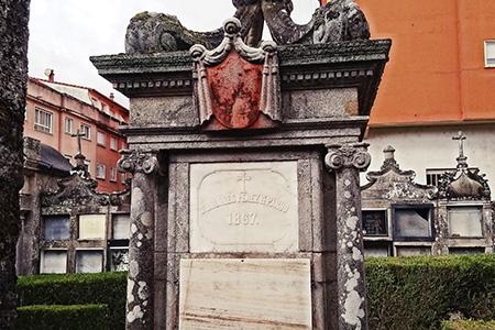 Cementerio de Os Eidos, Redondela