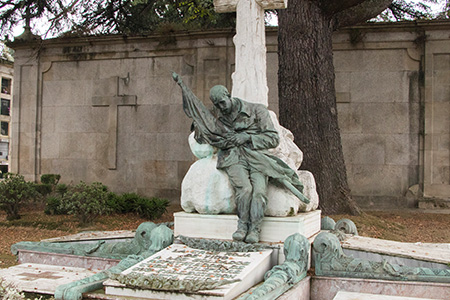 Cementerio de Pereiró, Vigo
