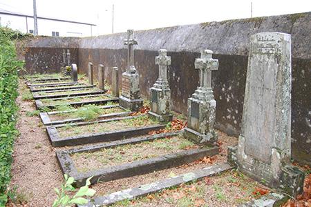 Cementerio inglés de Vilagarcía de Arousa