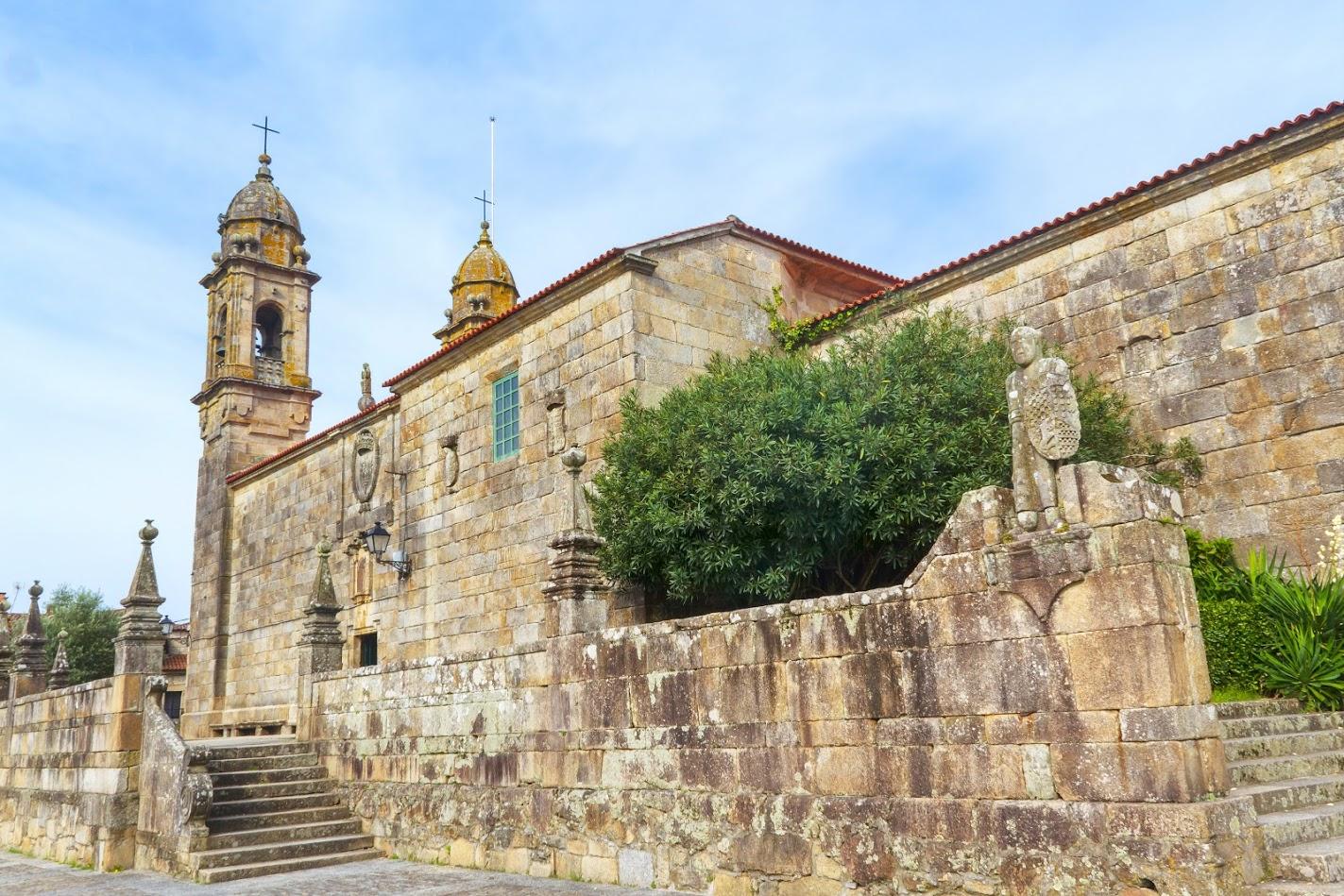 Iglesia de San Benito en Cambados