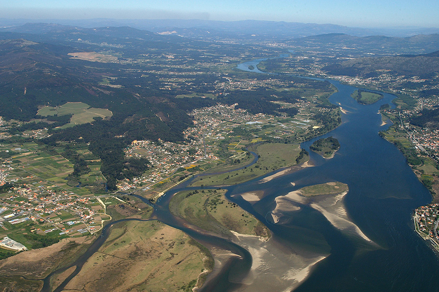 Estuario Río Miño