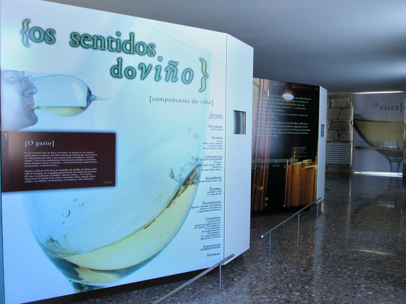 Centro de Interpretación del Vino y la Lamprea