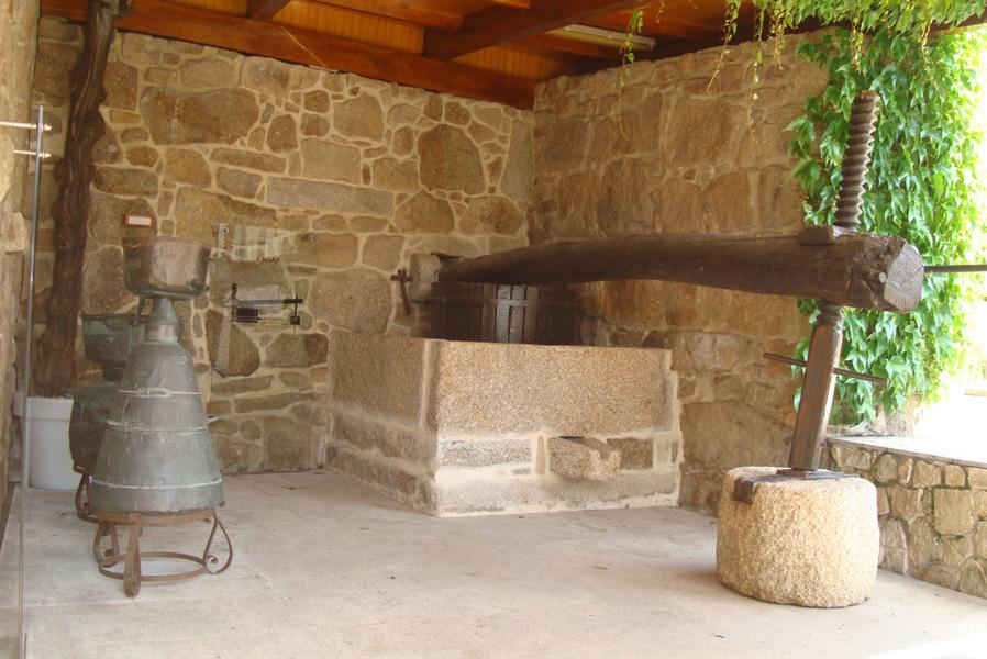 Museo etnográfico e do viño