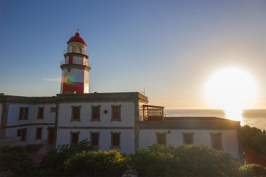 Faro Cabo Silleiro, Baiona