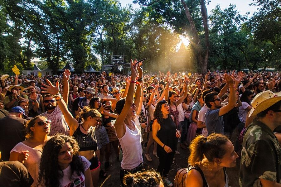Festival Portamerica en Caldas de Reis