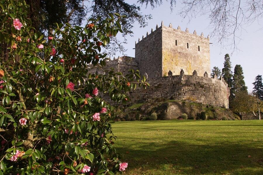 Castillo de Soutomaior, Pontevedra