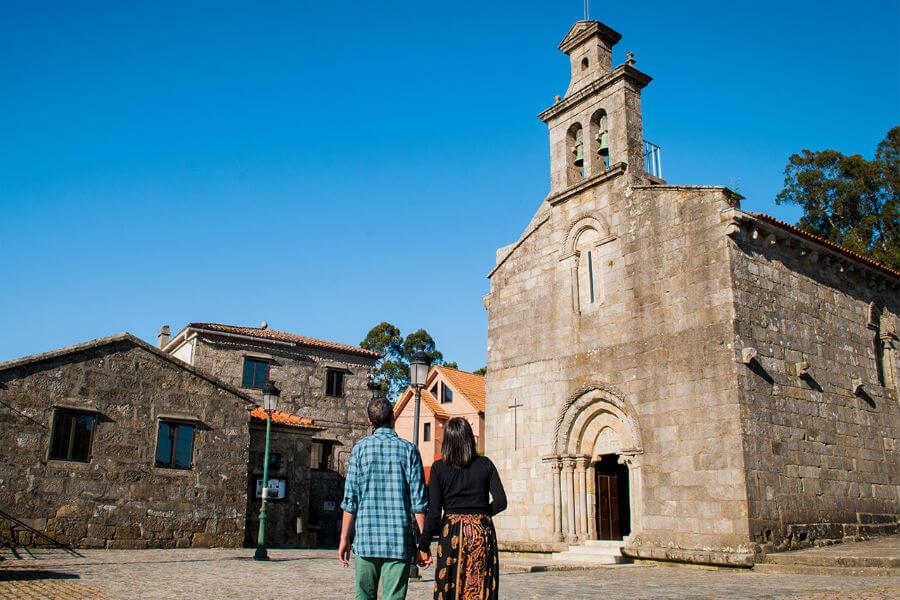 Iglesia de Castrelos en Vigo