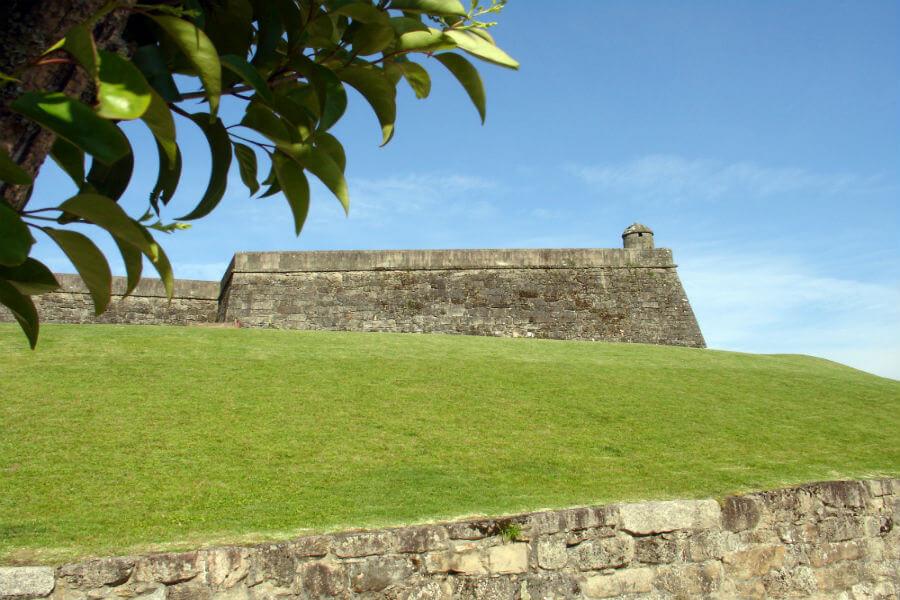 Castle in Salvaterra de Miño