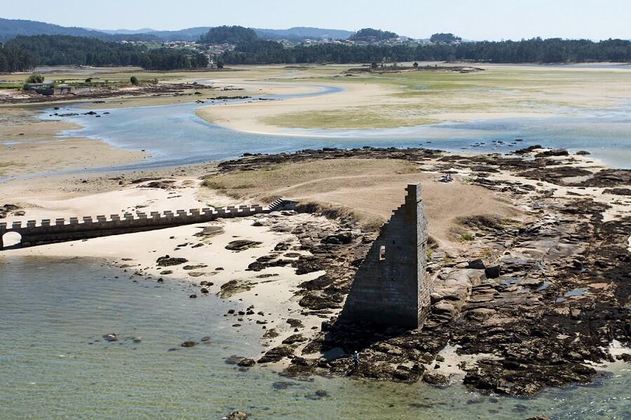 San Sadurniño Tower (Cambados):