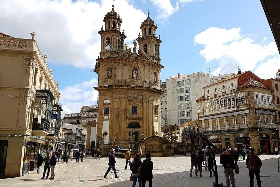 Iglesia Peregrina, Pontevedra