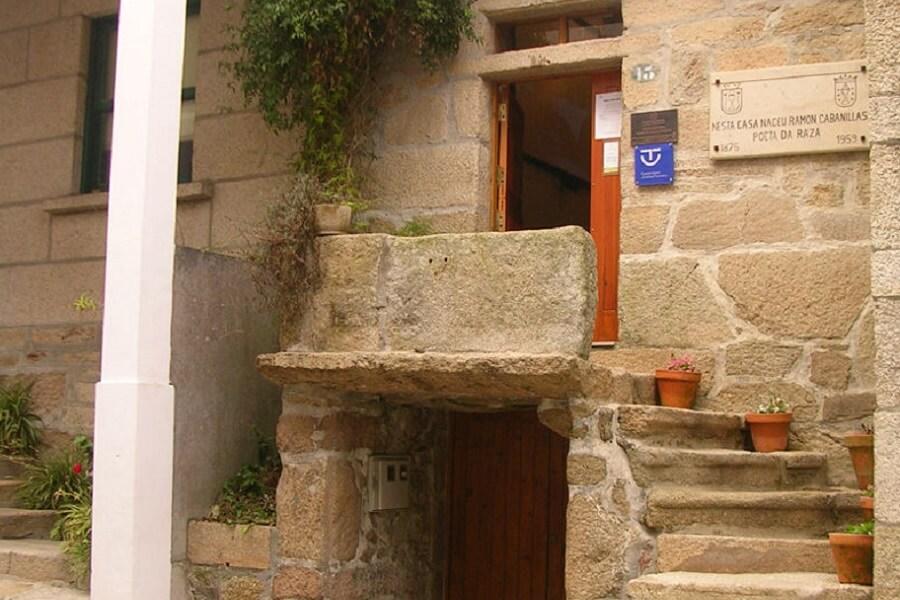 Casa Museo Ramón Cabanillas, Cambados