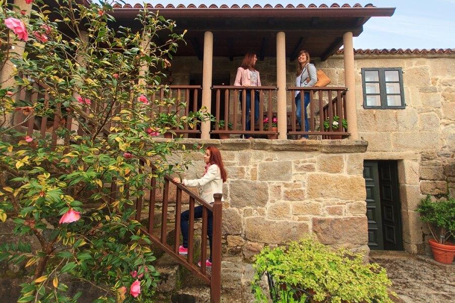 Casa Museo de Valle Inclán en Vilanova de Arousa