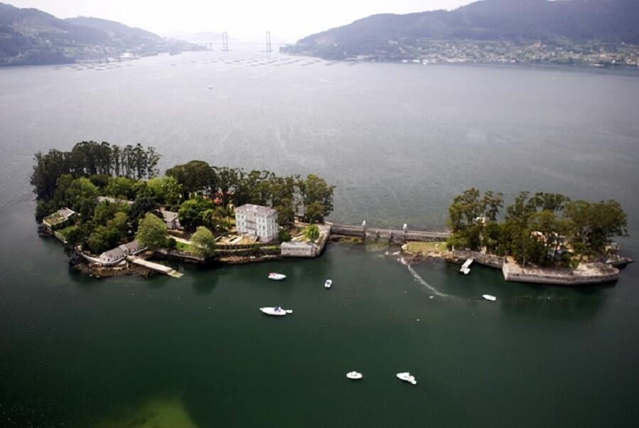 Illa San Simón
