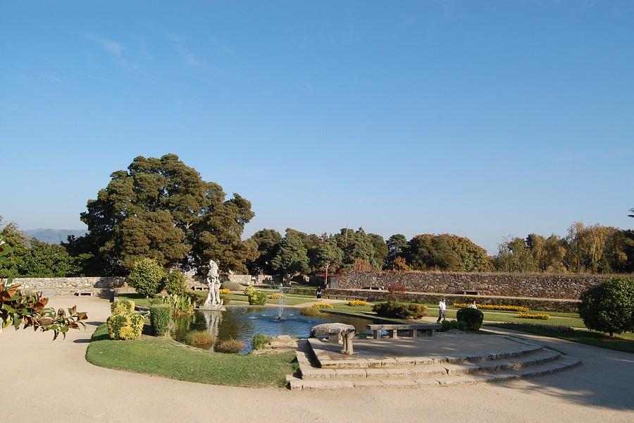 Parque de O Castro, Vigo
