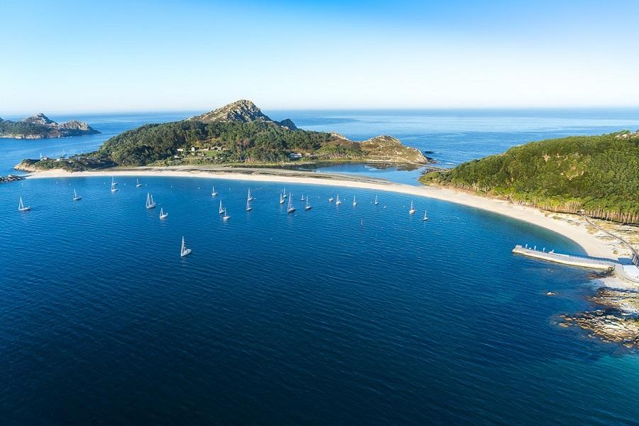 Illas Cíes, Pontevedra