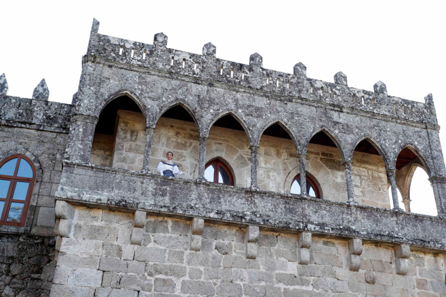 Castelo de Soutomaior, Pontevedra