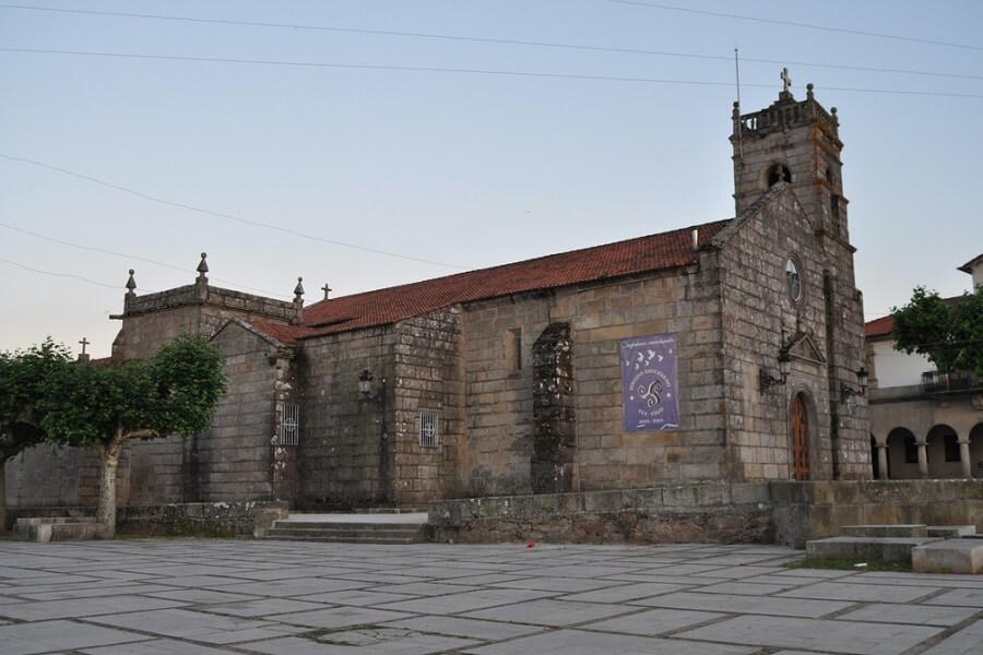 Iglesia de Bouzas en Vigo