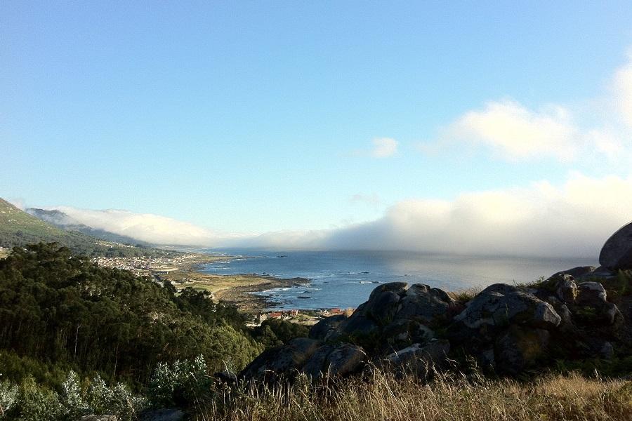 Monte de A Cabeciña en Oia