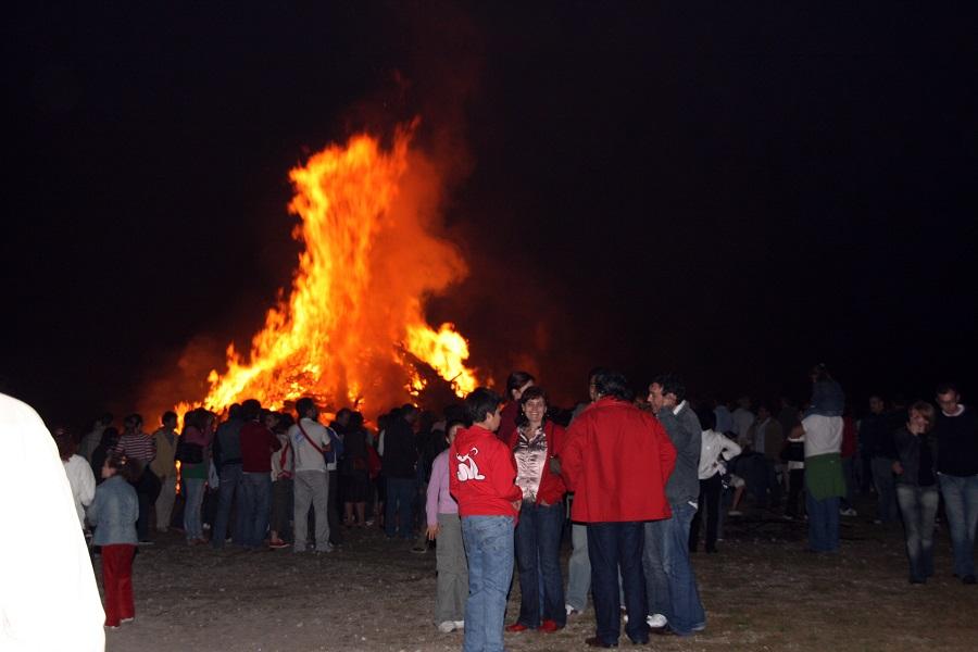 Hoguera de la Noche de San Juan