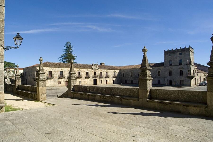 Cambados, capital del vino albariño. Sede D.O Rías Baixas