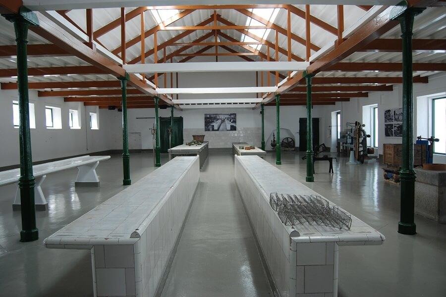 Centro de Interpretación de la Conserva en A Illa de Arousa