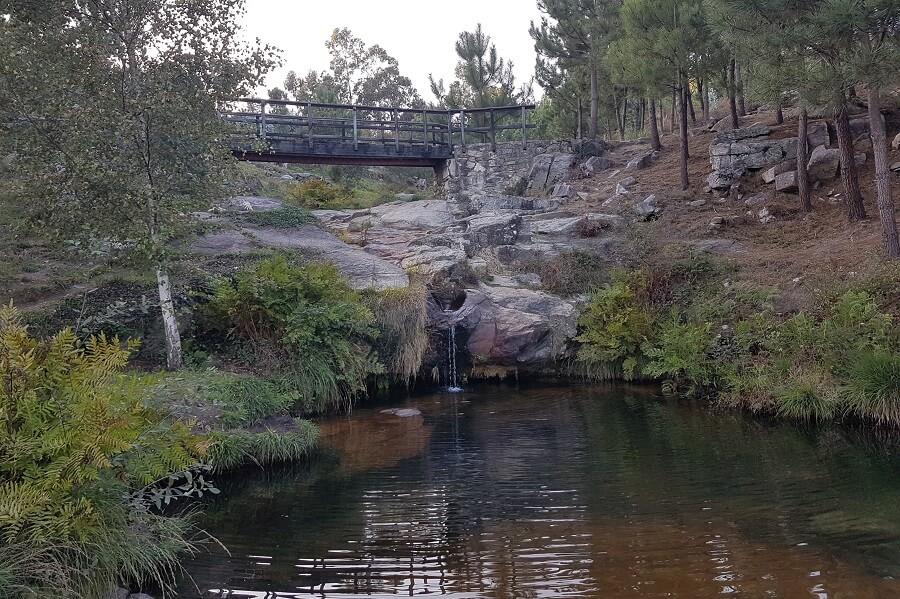 Poza da Moura en Moaña