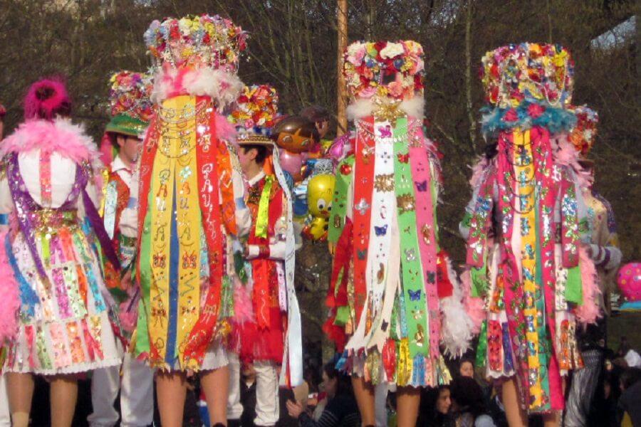 Carnaval de Cobres, Pontevedra