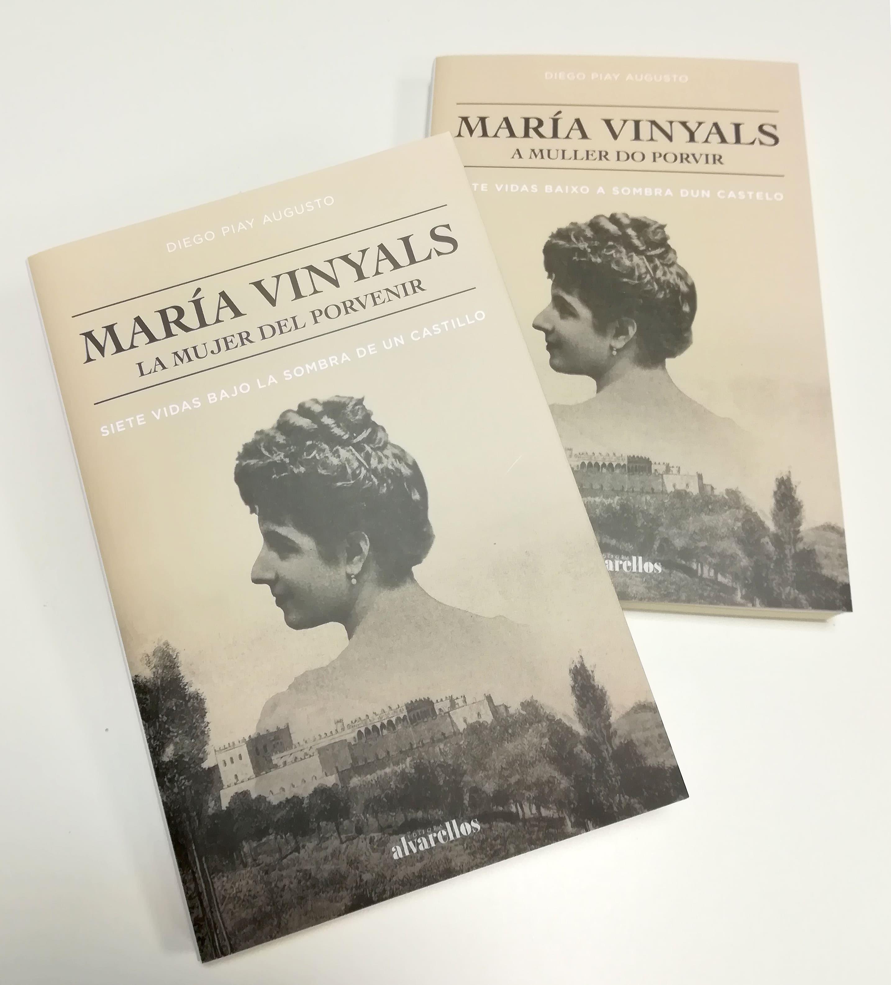 Libro María Vinyals