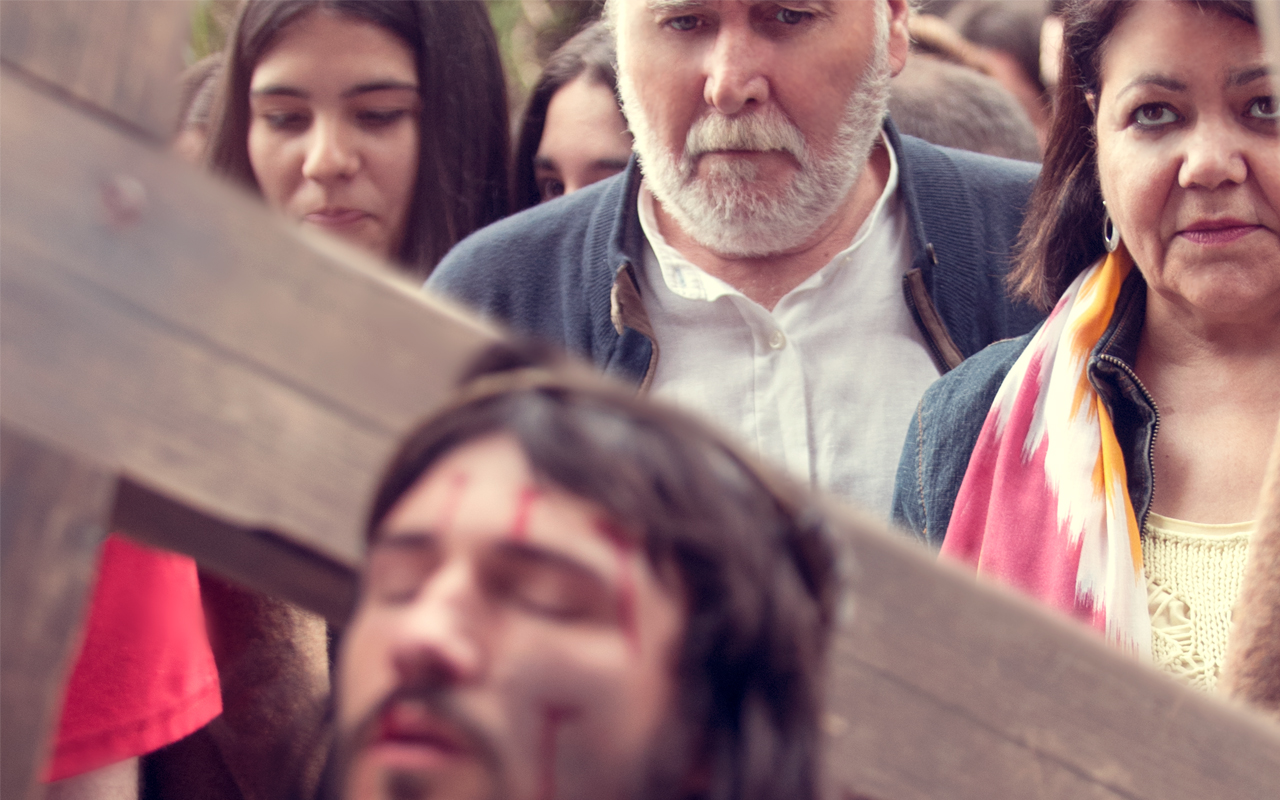Relive the Passion of the Christ