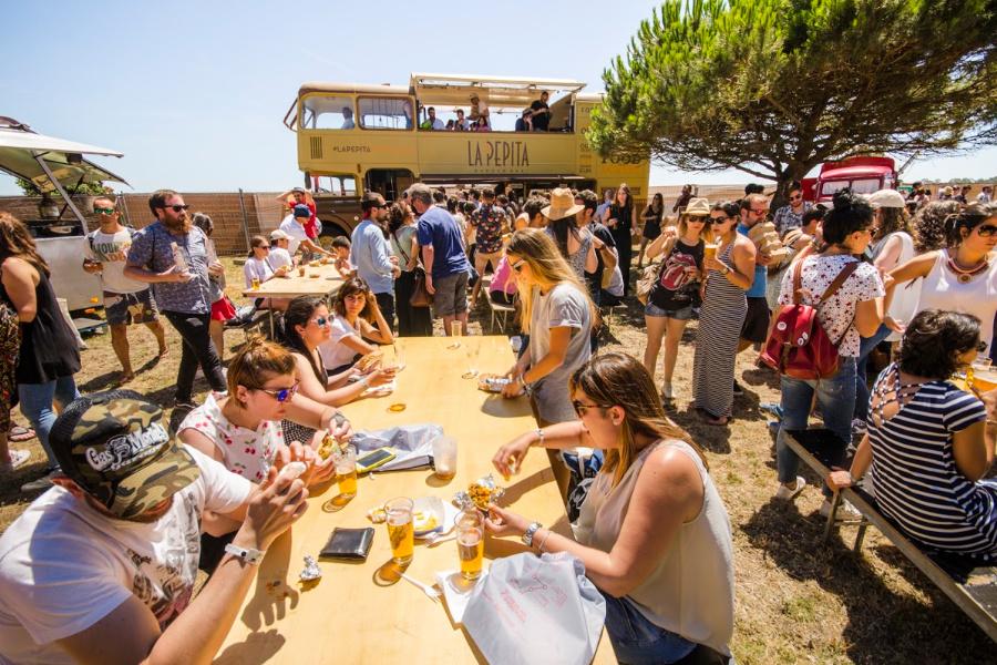 Atlantic Fest, Festival conciertos música Illa de Arousa, Pontevedra