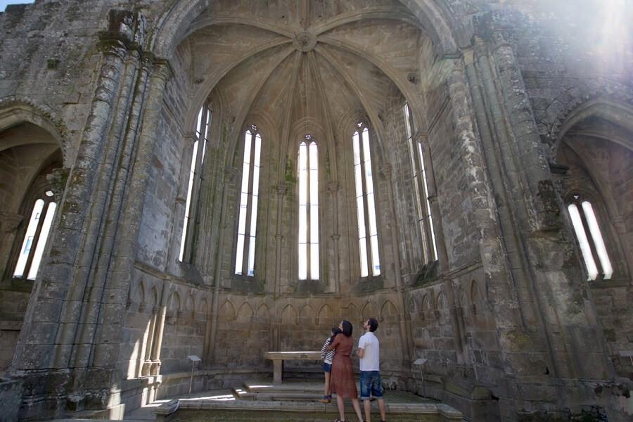 Ruínas de Santo Domingo, Pontevedra
