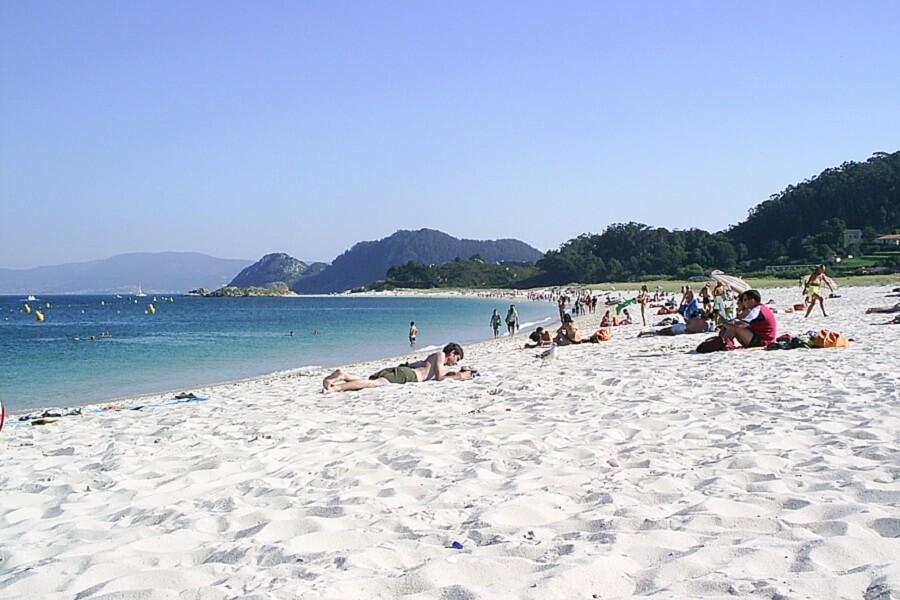 Playa de Islas Cíes, Pontevedra