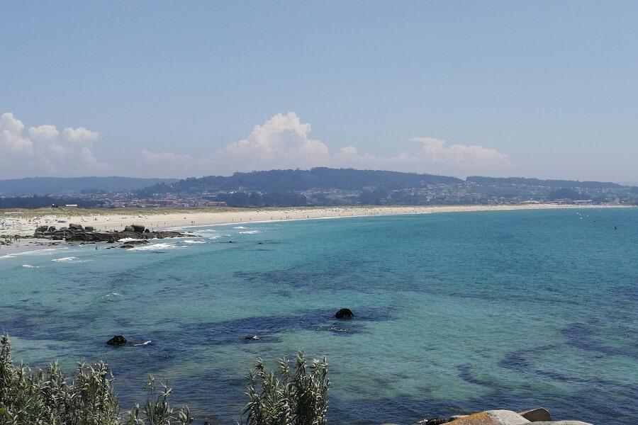 Playa en A Lanzada