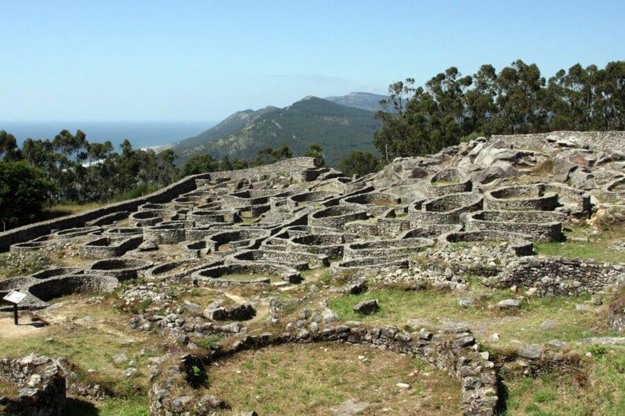 Castros Monte Santa Tegra, A Guarda, Pontevedra