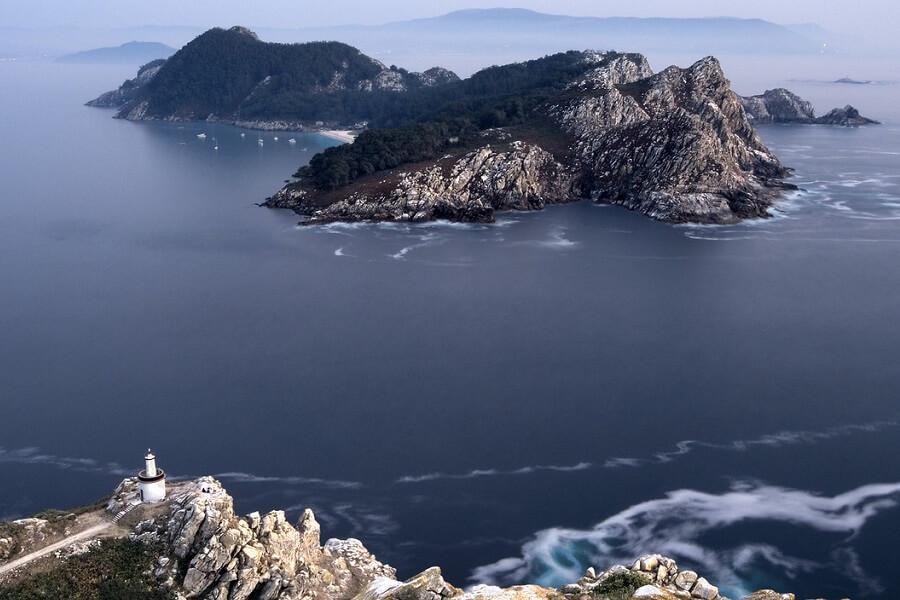 Observación Perseidas desde Illas Cíes en Pontevedra