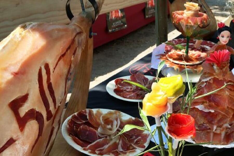 Fiesta del Jamón en A Cañiza, Pontevedra
