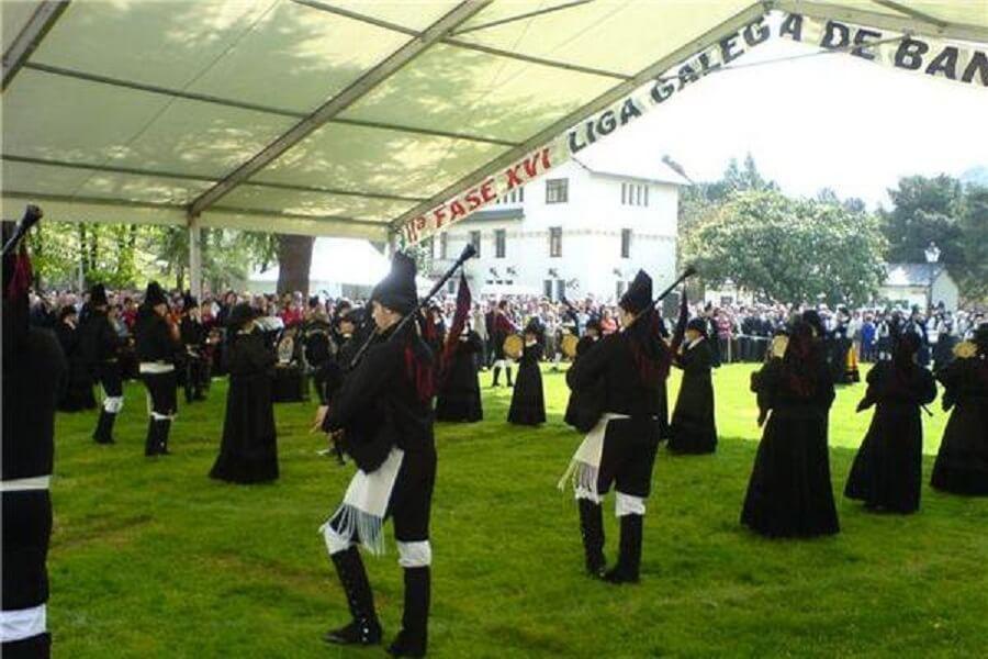 Fiesta del Gaiteiro, Fornelo de Montes