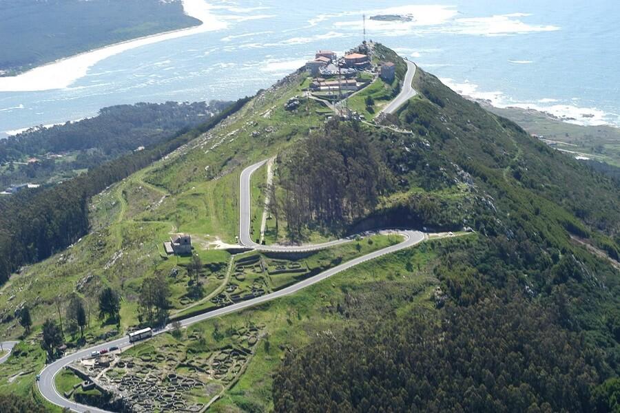 Monte Santa Trega, A Guarda