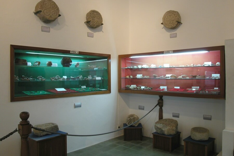 Museo Masat, Santa Tegra, A Guarda