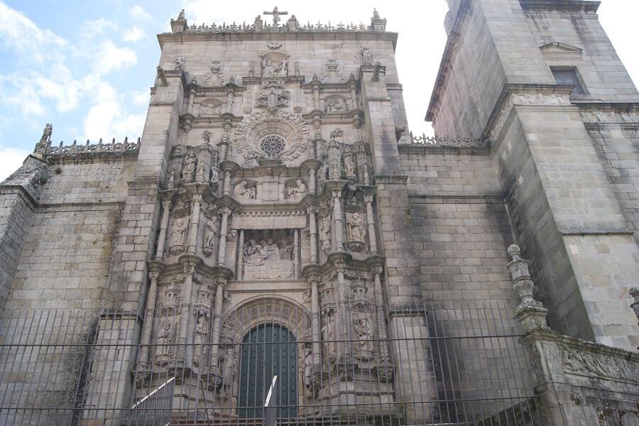 Basílica de Santa María, Pontevedra